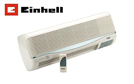 Generador de aire caliente a pared/convector/Estufa Eléctrica Einhell - WH 2000 PTC: Amazon.es: Hogar