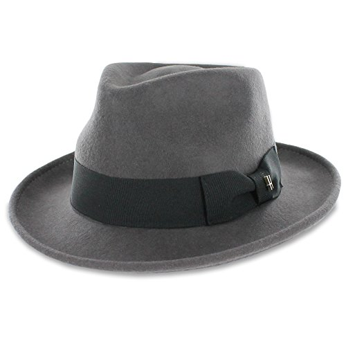 Belfry Gangster Stain Resistant Crushable Fedora product image