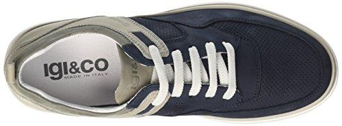 IGI&Co Herren UKT 11277 Hohe Sneaker Blu (Azzurro)