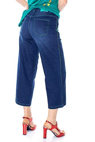 Jeans 19swdd27 Desigual Scuro Denim Heraclion Donna fwBTap