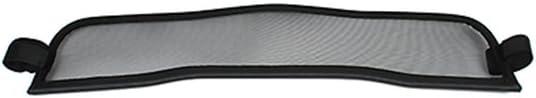 Filet Anti-Remous Coupe D/éflecteur de vent noir pour Mazda MX-5 NC MKIII 2005-2015 D/éflecteur dair