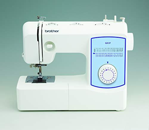 Brother RGX37 Sewing Machine, White (Renewed)