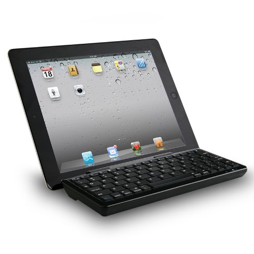 Naztech Universal Bluetooth Keyboard for Tablet Apple iPad 3 / iPad 2 / iPad 4 / iPhone (N1000-11982)