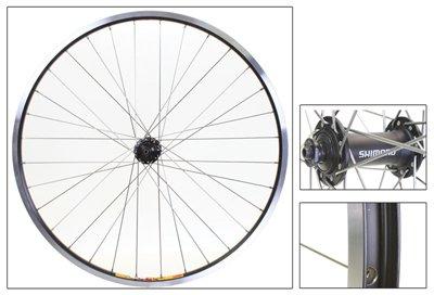 (Weinmann/Shimano ZAC19 Front Wheel 26