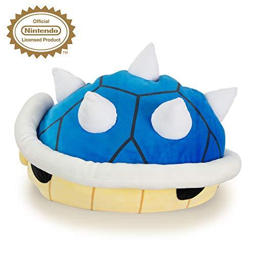 Club Mocchi Mocchi Nintendo Mario Kart Blue Shell Plush Stuffed Toy