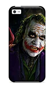 New Fashion Premium Tpu Case Cover For Iphone 5c - The Joker 2388707K64257270