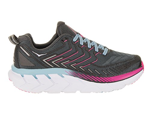 HOKA ONE ONE Women's Clifton 4 Running Shoe - inner side