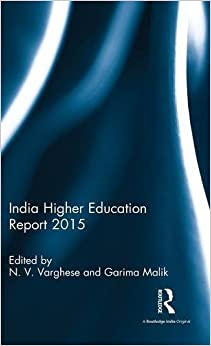 Book India Higher Education Report 2015