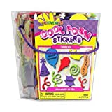 """Celebrate"" Assorted 6 oz. 3-D Foam Sticker Bucket (FCM68582D) Category: Stickers"
