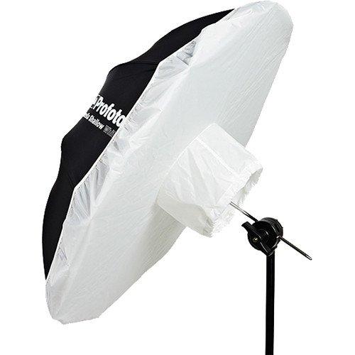 Profoto Umbrella Shallow White M (105cm/41'') by Profoto