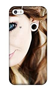 Iphone Cover Case - Girl With Tattoos Protective Case Compatibel With Iphone 5/5s
