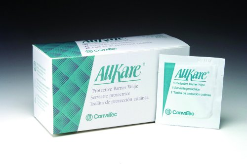 Allkare 50 Protective Barrier Wipes Convatec