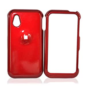 for LG Opera TV Hard Case Cover Skin Red