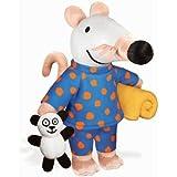 "Maisy In Pajamas Soft Toy 8.5"""