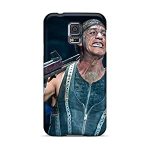 KerryParsons Samsung Galaxy S5 Scratch Protection Mobile Cases Custom Colorful Avenged Sevenfold Image [VkW9518Vubb]