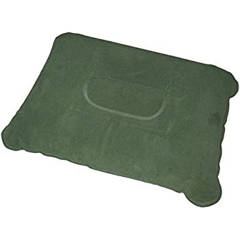 Inflatable Camping Pillow (PL-1) Green
