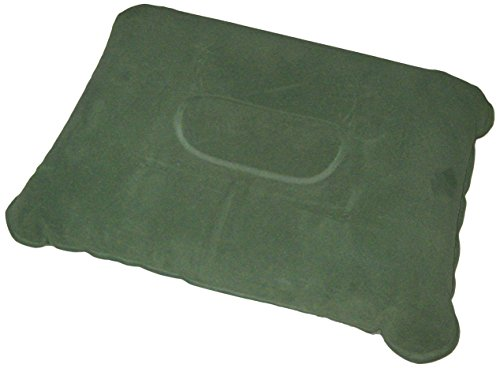 Inflatable Camping Pillow (PL-1) Green (Inflatable Pillow)