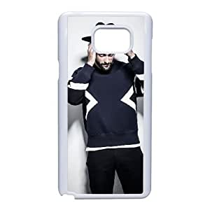 Samsung Galaxy Note 5 Phone Case White Marco Mengoni NLG7828181