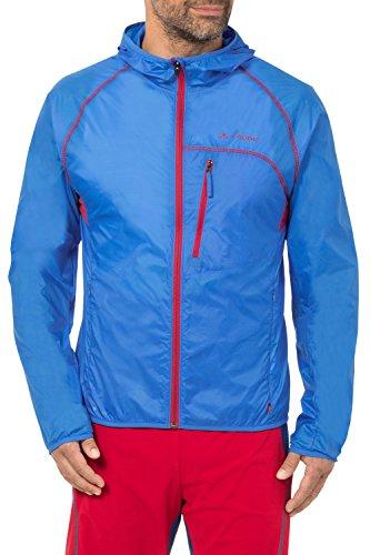 Japan Track Jacket (VAUDE Men's Scopi Windshell Jacket, Hydro Blue, XX-Large)