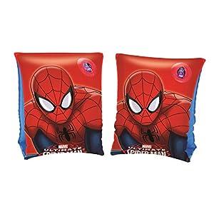Infantil Marvel Spiderman Ultimate Nadar Brazaletes – 3 a 6 años 18 a 30KG