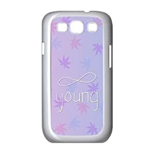 wugdiy Personalized Durable Case Cover for Samsung Galaxy S3 I9300 with Brand New Design Infinite Young