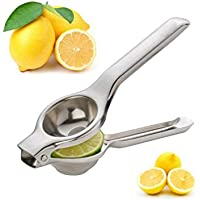 Lemon Squeezer, Premium Quality Stainless Steel, Lemon/Lime Manual Press Juicer