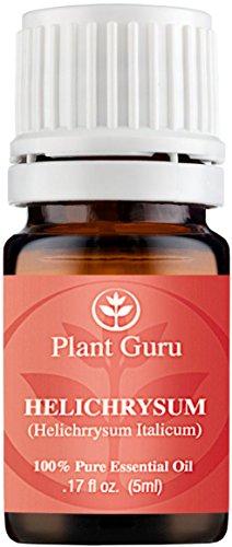 Helichrysum Italicum (French Immortelle) Essential Oil 5 ml. 100% Pure, Undiluted, Therapeutic Grade.