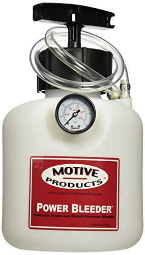 Motive Products 0090 Power Bleeder Tank (Power Bleeder)