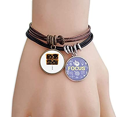 SeeParts Walnut Moon Cake Mid-Autumn Festival Bracelet Rope Wristband Force Handcrafted Jewelry Estimated Price £9.99 -