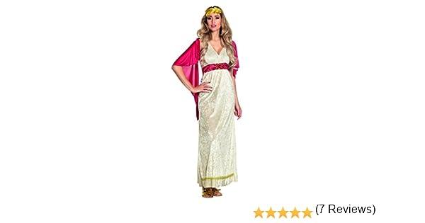 Desconocido Disfraz de romana para mujer: Amazon.es: Juguetes y juegos