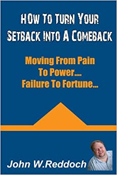 Book How To Turn Your Setbacks Into Comebacks