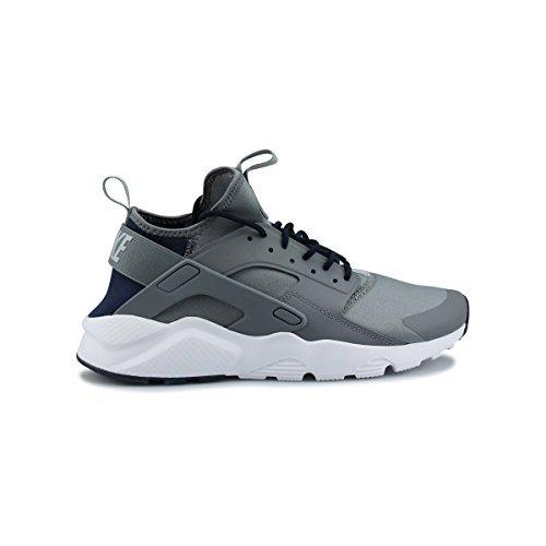 Nike Men's Air Huarache Run Ultra Running Shoe (Cool Grey/Wolf Grey, 9)