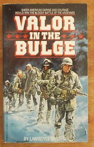 book cover of Valor in the Bulge