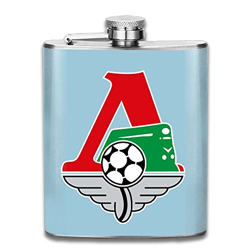 Liangrong Hui Soccer Outdoor Portable Stainless Steel Flagon Hip Flask (Cheap Personalised Shot Glasses)
