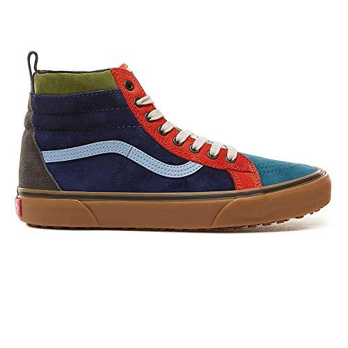 MTE lavender Blue mte Adulte Medieval Hautes Hi Mixte Sk8 Vans Lustre Sneakers ZqFO6nRn