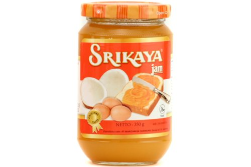 Srikaya Jam (Original Flavor) - 12.3oz (Pack of 1)