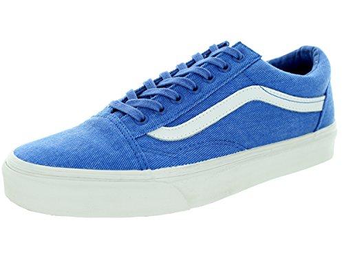 Bestelwagens Herren Sneaker (overwashed) Nautische Blauw