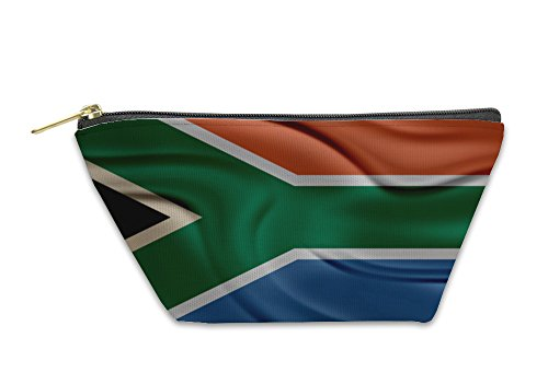 Gear New Accessory Zipper Pouch, Amazing Flag Of South Africa, Small, 5912464GN by Gear New