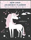 Academic Planner 2019-2020, Weekly