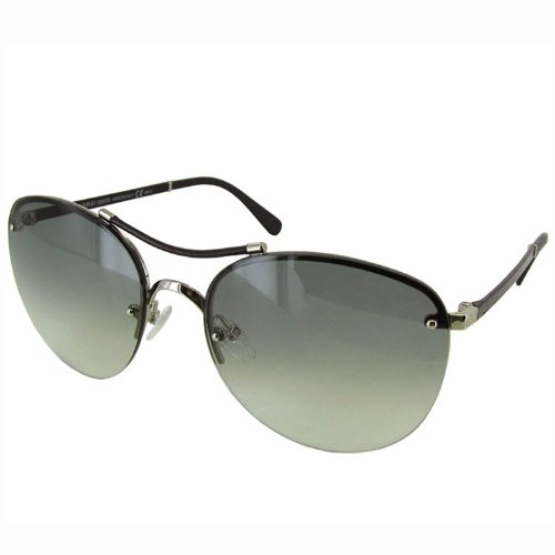 Giorgio Armani Men '902/S' Aviator Sunglasses, Light Gold