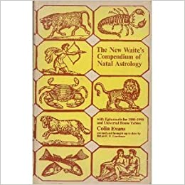 Book New Waite's Compendium of Natal Astrology by Colin Evans (1981-07-06)
