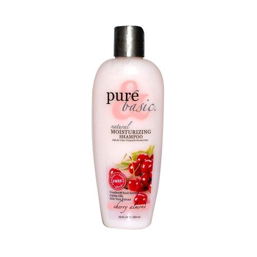 PURE & BASIC PRODUCTS Cherry Almond Moisturizing Shampoo 350ml