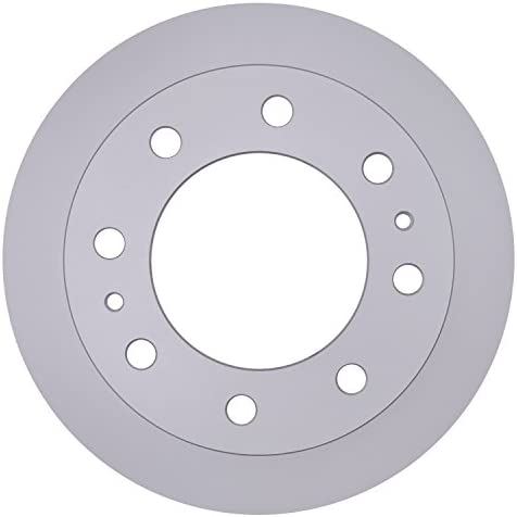 ACDelco 18A1206AC Advantage Coated Front Disc Brake Rotor