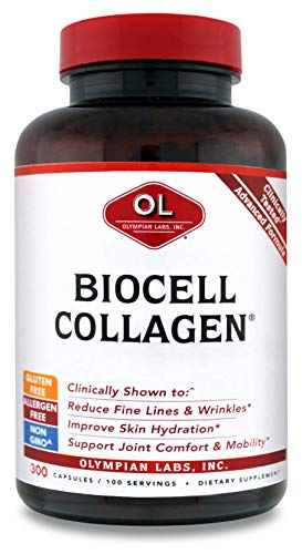 Olympian Labs Biocell Collagen 1500mg, ()
