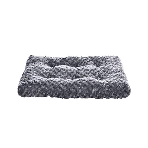 AmazonBasics Pet Bed - 23-Inch, Grey Swirl