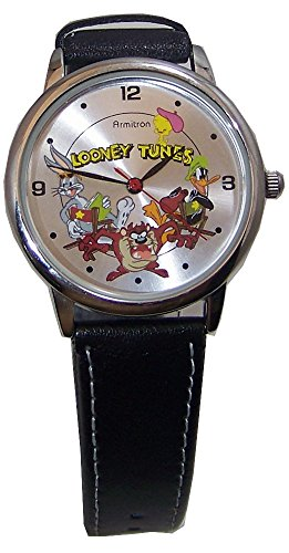 Looney Tunes Watch Back in Action Bugs Bunny & Friends Wristwatch Set (Tweety Bird Watch For Women)