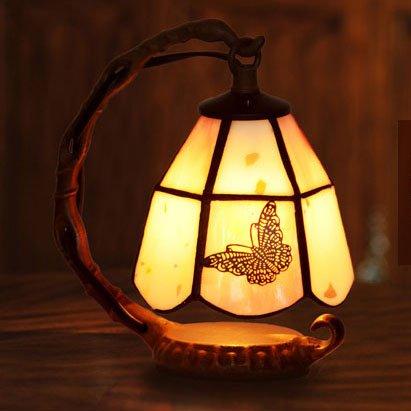 Gweat Creative LED Warm Bedside Lamp Feeding European Small Luxury Lamp Night Light by Gweat Tiffany (Image #2)