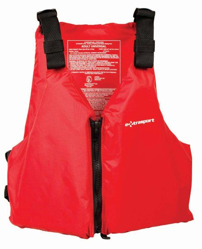 Extrasport Fleet Universal Adult Type III Red PFD price