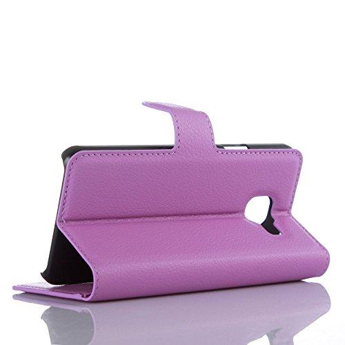 Funda Samsung Galaxy A3(model 2017),Manyip Caja del teléfono del cuero,Protector de Pantalla de Slim Case Estilo Billetera con Ranuras para Tarjetas, Soporte Plegable, Cierre Magnético(JFC10-1) D
