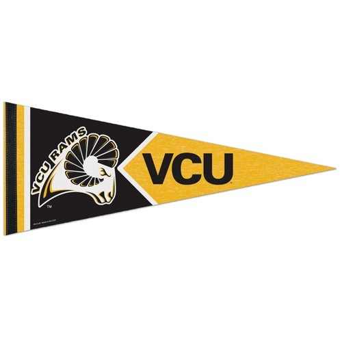 NCAA Virginia Commonwealth U Premium Pennant, 12